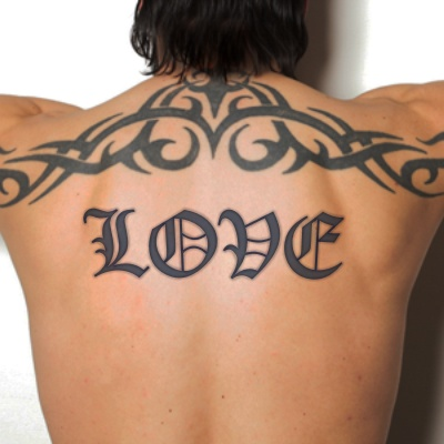 Tattoo Back